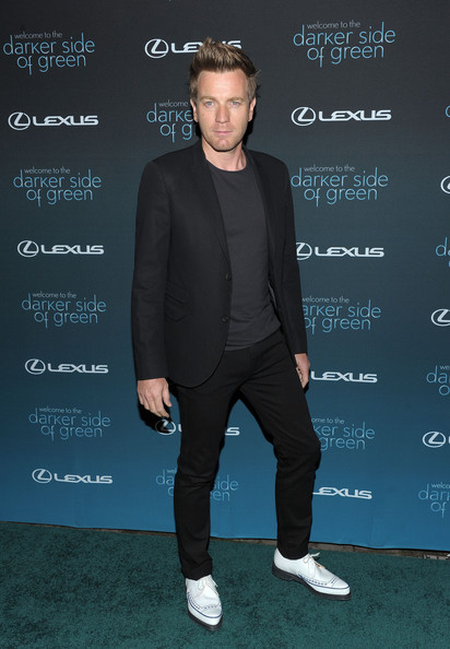 More Pics of Ewan McGregor Spiked Hair (1 of 3) - Short Hairstyles Lookbook - StyleBistro