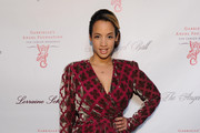 Dascha Polanco Wrap Dress