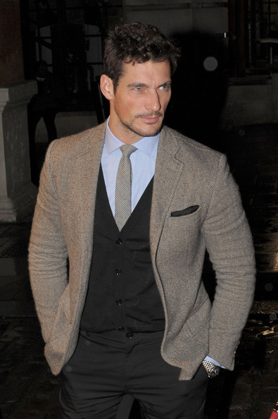 David Gandy Clothes