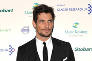 David Gandy Short Wavy Cut