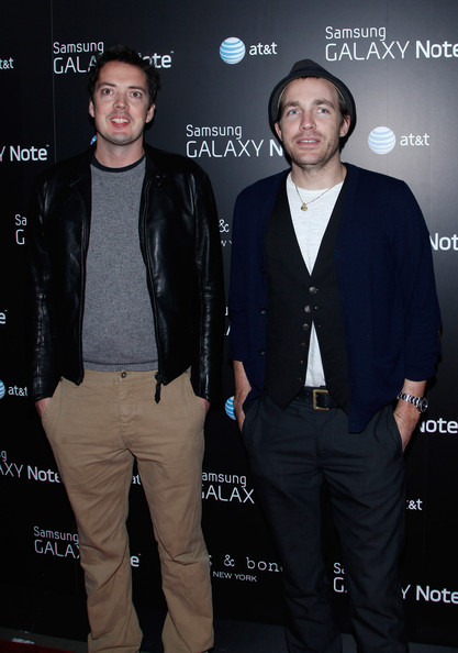 """Samsung And AT&T """"Fashion Take Note Studio"""" Hosted By rag & bone Featuring Band Of Horses - Red Carpet"""