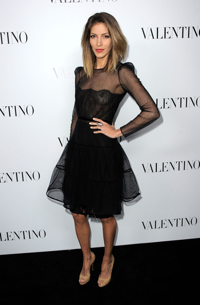 Dawn Olivieri Cocktail Dress