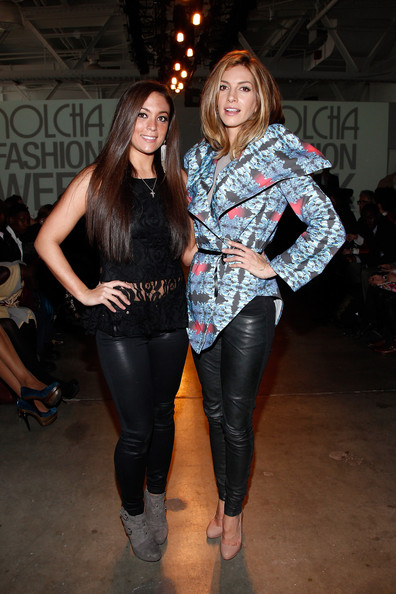 Nolcha Fashion Week New York 2013 Presented By RUSK - Front Row