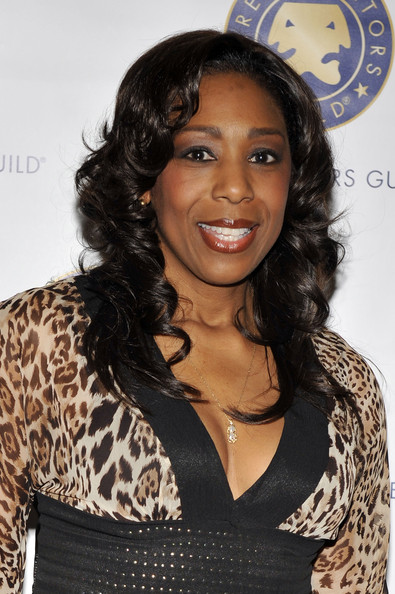 Dawnn Lewis Long Curls