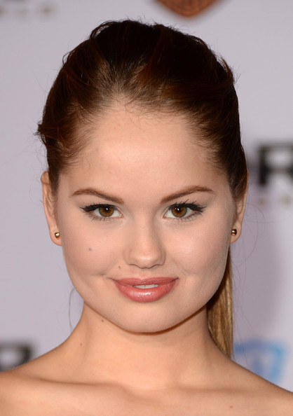 Debby Ryan Ponytail