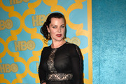 Debi Mazar Evening Dress