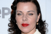 Debi Mazar Medium Wavy Cut
