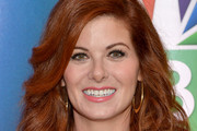 Debra Messing Feathered Flip