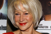 Actress Dame Helen Mirren attends