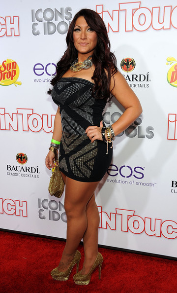 Deena Nicole Cortese Mini Dress