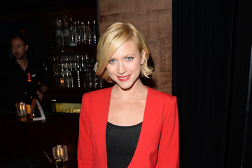 Brittany Snow Plays With Prints — The Right Way