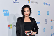 Demi Lovato Oversized Jacket