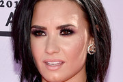 Demi Lovato Smoky Eyes