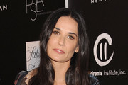 Demi Moore Long Wavy Cut
