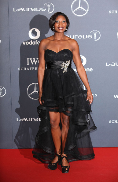Denise Lewis Fishtail Dress