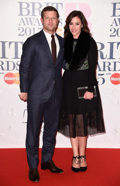 Arrivals at the BRIT Awards
