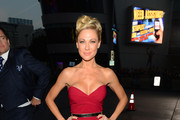 Desi Lydic Strapless Dress