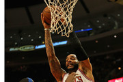 Josh Smith and Carlos Boozer Photo