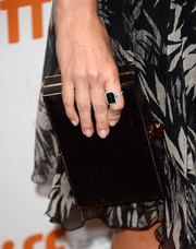 Reese Witherspoon attended the premiere of 'The Devil's Knot' carrying a black Karlie clutch by Jason Wu.