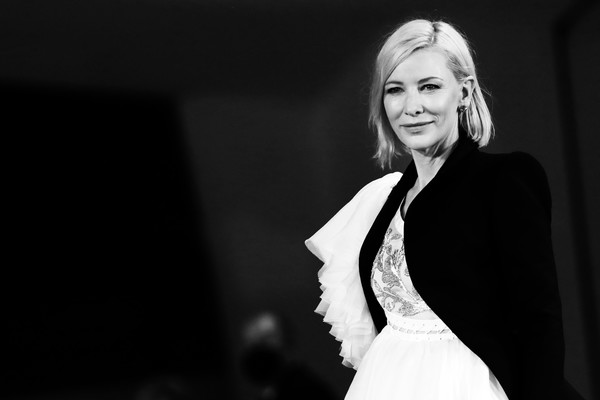 More Pics of Cate Blanchett Embroidered Dress (3 of 65) - Cate Blanchett Lookbook - StyleBistro [photograph,image,movie,photograph,white,black,black-and-white,monochrome photography,monochrome,beauty,fashion,dress,flash photography,di yi lu xiang,red carpet,love after love,monochrome,fashion,editors note,77th venice film festival,photograph,black and white,photo shoot,fashion,portrait -m-,monochrome,socialite,portrait,lady m cake boutique,beauty.m]