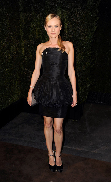 Diane Kruger Cocktail Dress