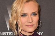 Diane Kruger Jewel Tone Eyeshadow