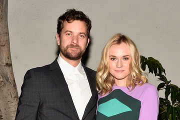 Diane Kruger Joshua Jackson W Magazine Celebrates The 'Best Performances' Portfolio And The Golden Globes With Cadillac And Dom Perignon