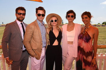 Diane Kruger Joshua Jackson The Eighth-Annual Veuve Clicquot Polo Classic - VIP