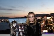 Diane Kruger Little Black Dress