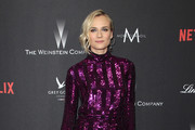 Diane Kruger Sequin Dress