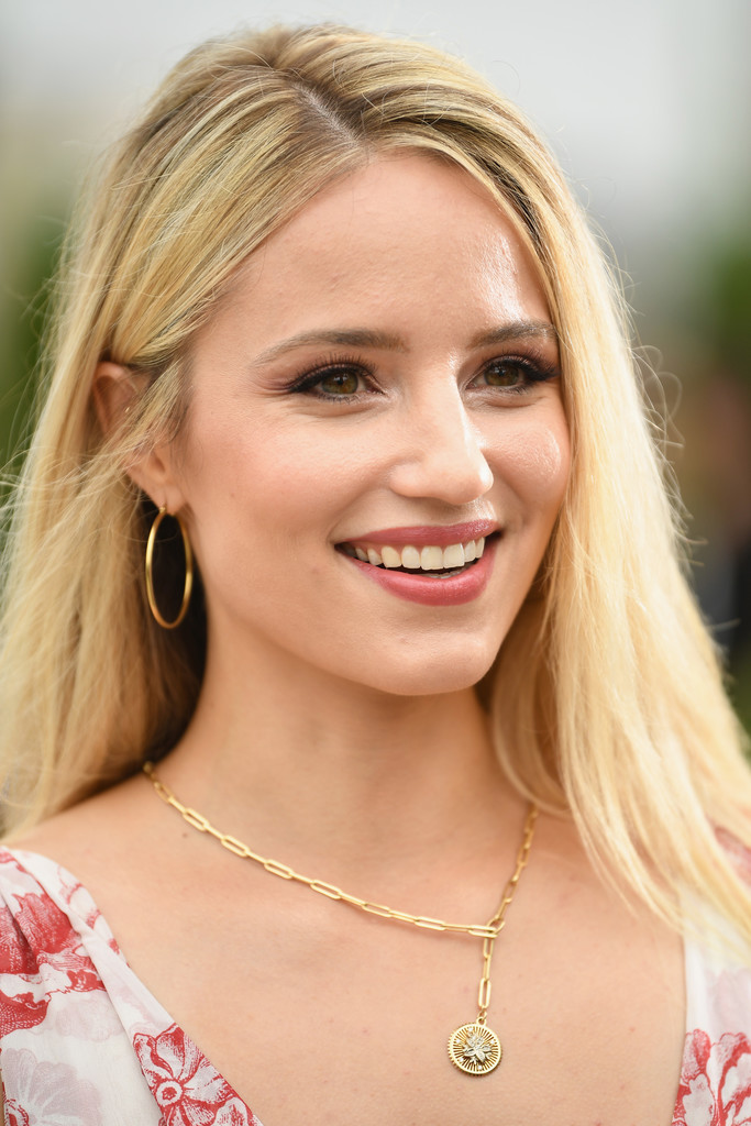 Dianna Agron Long Straight Cut Newest Looks Stylebistro