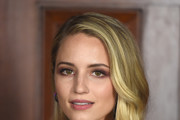 Dianna Agron Long Wavy Cut