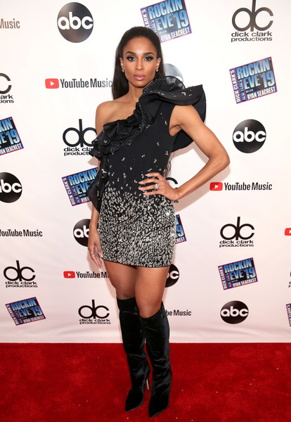 More Pics of Ciara One Shoulder Dress (1 of 3) - Dresses & Skirts Lookbook - StyleBistro