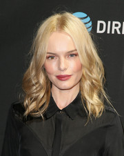 Kate Bosworth looked darling with her face-framing curls while attending DirecTV Super Saturday Night.