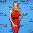 Wendi McLendon-Covey in Black and Red