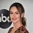 Leighton Meester's Loose Ponytail