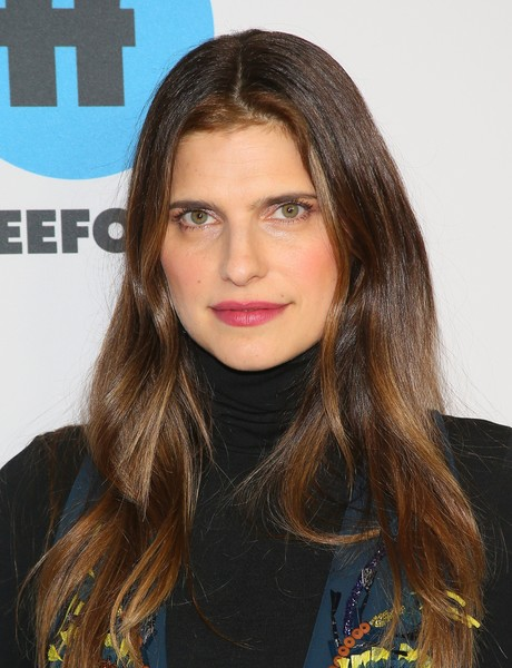 More Pics of Lake Bell Jumpsuit (1 of 5) - Suits Lookbook - StyleBistro [abc television hosts tca winter press tour 2019 - arrivals,hair,face,hairstyle,eyebrow,brown hair,long hair,chin,layered hair,beauty,lip,lake bell,pasadena,california,disney]