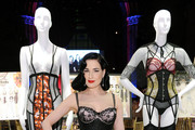 Dita Von Teese Corset Dress