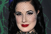 Dita Von Teese Gemstone Choker Necklace