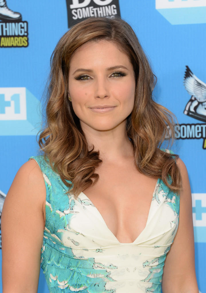 sophia bush best beauty at the 2013 do something awards