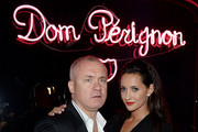 Damien Hirst and Roxie Nafousi Photo