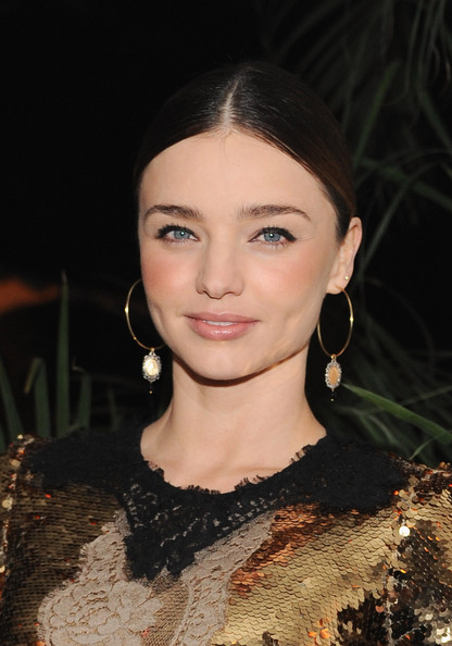 More Pics of Miranda Kerr Beaded Dress (1 of 3) - Miranda Kerr Lookbook - StyleBistro