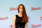 Spanish actress Paz Vega attends