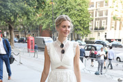 Donna Air Cutout Dress
