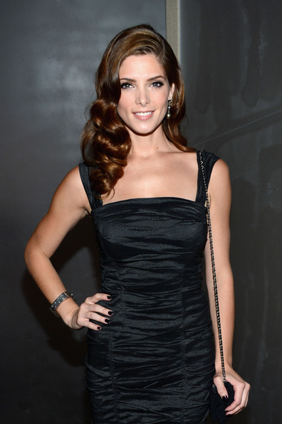 More Pics of Ashley Greene Retro Hairstyle (1 of 15) - Retro Hairstyle Lookbook - StyleBistro