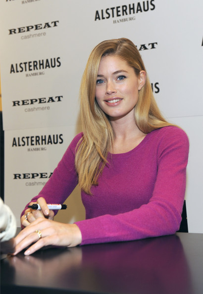 More Pics of Doutzen Kroes Tights (3 of 24) - Doutzen Kroes Lookbook - StyleBistro