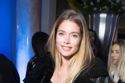 Doutzen Kroes Leather Jacket