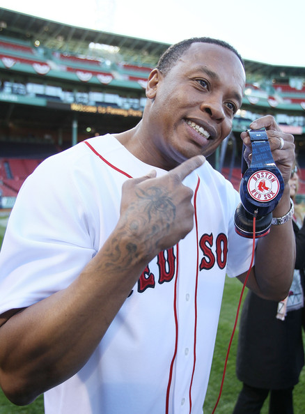 Dr. Dre Body Art