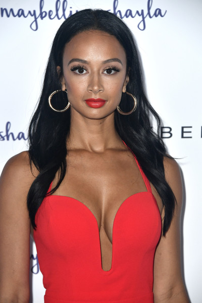 Draya Michele Long Center Part
