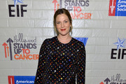 Drew Barrymore Maternity Dress